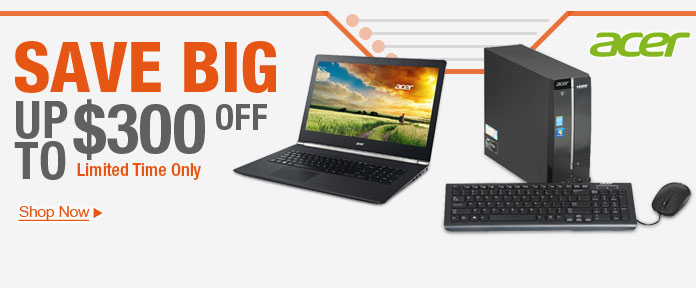 SAVE BIG, up to $300 off
