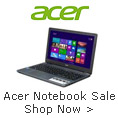 Acer notebook sale