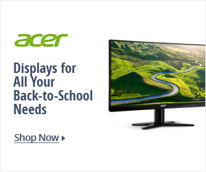 Displays for All Your Back-to-School Needs