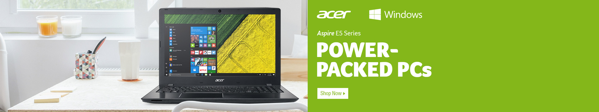 Power-Packed PCs