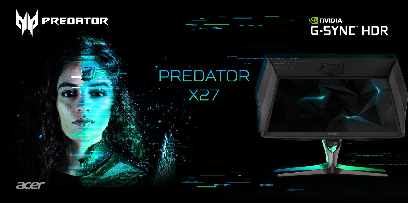 PREDATOR X27 | Newegg com