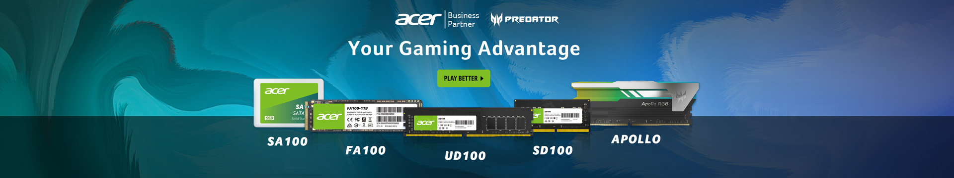 Your Gaming Advantage
