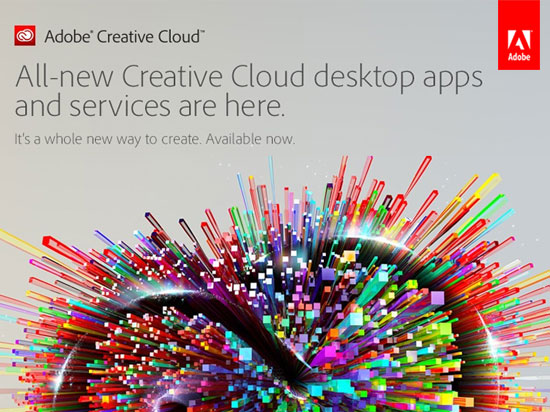 All-new Creative Cloud desktop apps and services are here.
