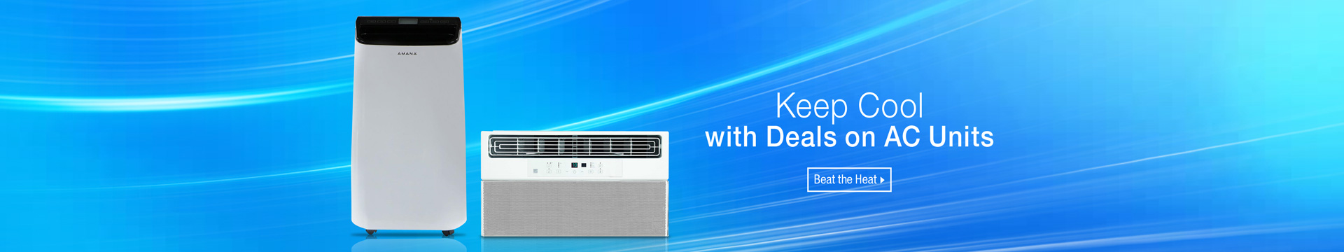 Keep Cool with Deals on AC Units