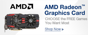 AMD Radeon Graphics Card
