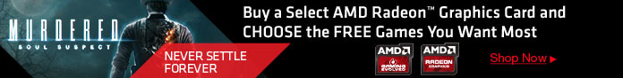Free Games w/ AMD Radeon Graphics Card Purchase