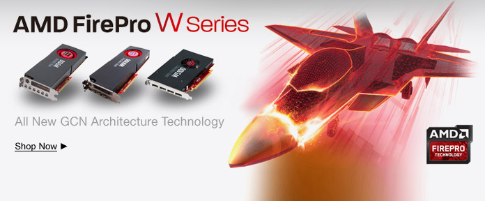 AMD FirePro W Series