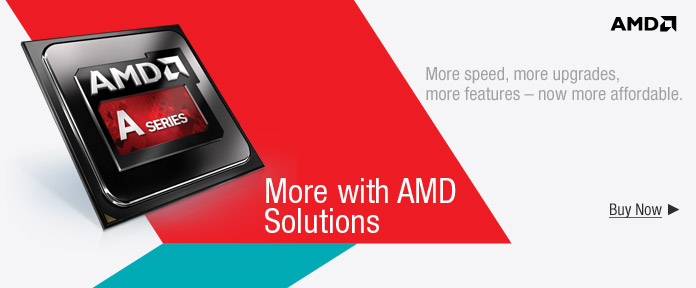 More with AMD Solutions