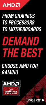 Choose AMD for Gaming
