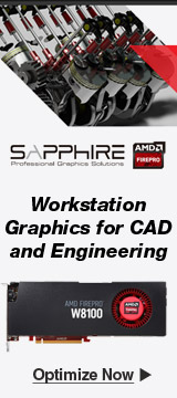 Workstation graphics for CAD and engineering