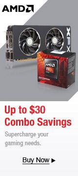 Up to $30 Combo Savings