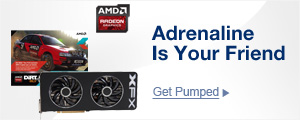 AMD: Adrenaline Is Your Friend