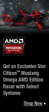 Another Weapon in Your Arsenal - Exclusive to AMD