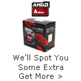 AMD A SERIES APUs