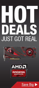 HOT DEALS JUST GOT REAL