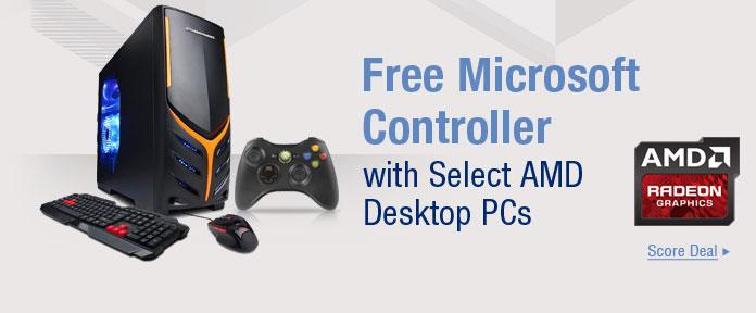 Free Microsoft controller