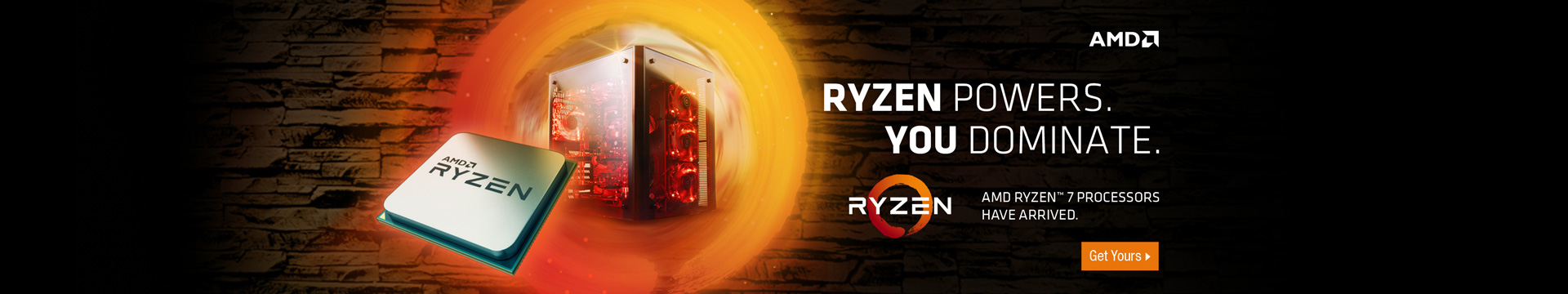 AMD Ryzen Processor Launch