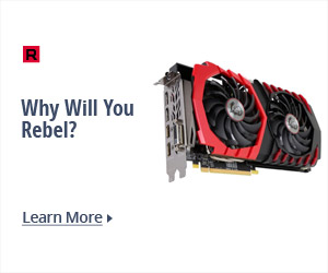 AMD Radeon RX 580 and RX 570