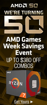 AMD Games Week Savings Event