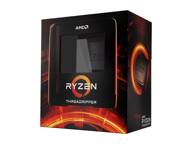 AMD Ryzen Threadripper 3990X 2.9 GHz Socket sTRX4 100-100000163WOF Desktop Processor