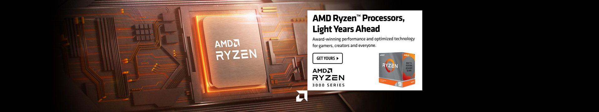AMD Ryzen Processors, light years ahead