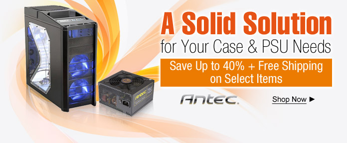 A Solid Solution for Your Case & PSU Needs