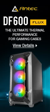 Antec THE ULTIMATE THERMAL PERFORMANCE FOR GAMING CASES