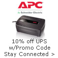 APC – 10% off with Promo Code