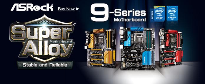 ASRock 9-Series