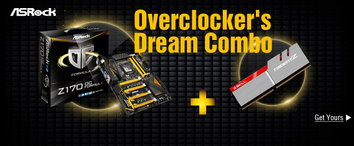 Overclocker's Dream Combo