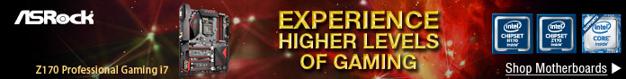 EXPERIENCE HIGHER LEVELS OF GAMING