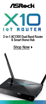 2-in-1 AC1300 Dual Band Router & Smart Home Hub