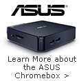 Learn More about the ASUS Chromebox