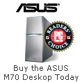 Buy the ASUS M70 Desktop Today