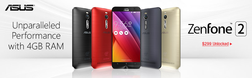 ASUS Zenfone 2_ Unparalleled Performance with 4GB RAM