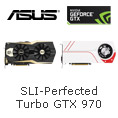 ASUS SLI-Perfected TURBO GTX 970