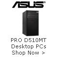 ASUS PRO D5 10MT DESKTOP PCS