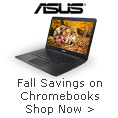 Fall Savings on Chromebooks