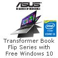 Transformer Book Flip Series
