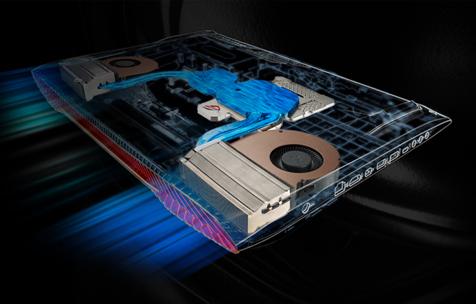 asus dust thermal