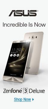 ASUS Zenfone™ 3 Deluxe