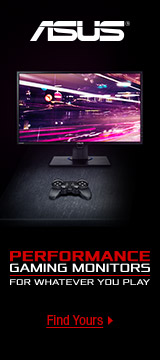 Performance gaming monitors for whatever you play