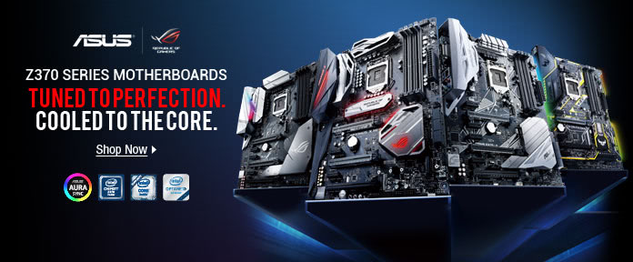 Z370 Series Motherboards
