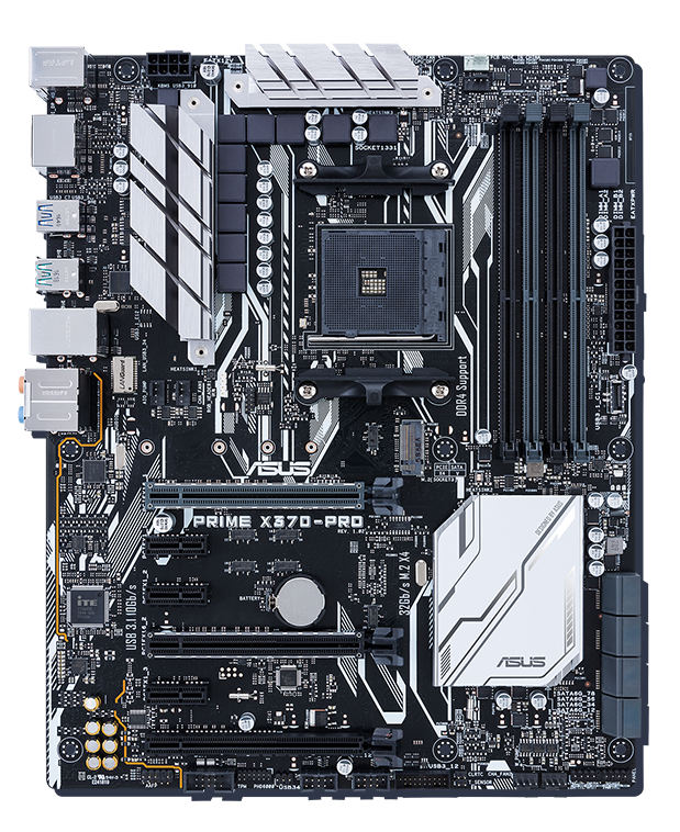 ASUS Prime X370-Pro AM4 AMD X370 SATA 6Gb/s USB 3 1 HDMI