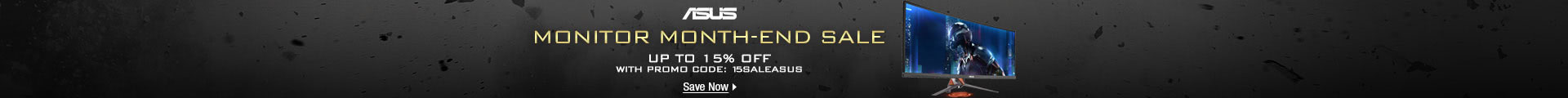 MONTITOR MONTH-END SALE