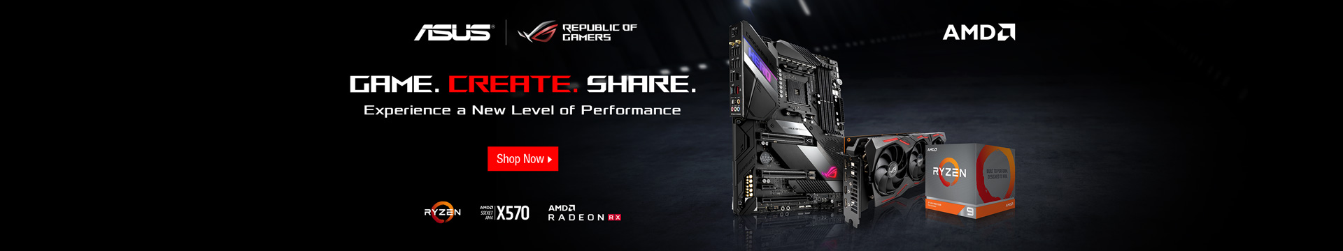 ASUS Game.Create.Share
