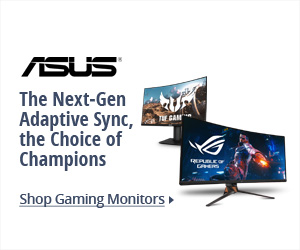 The Next-Gen Adaptive Sync, The Choice of Champions