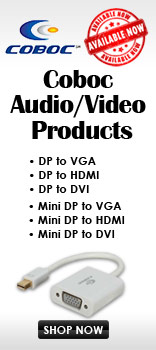 Coboc Audio/Video Products
