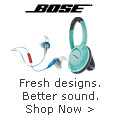 Bose® Audio Headphones