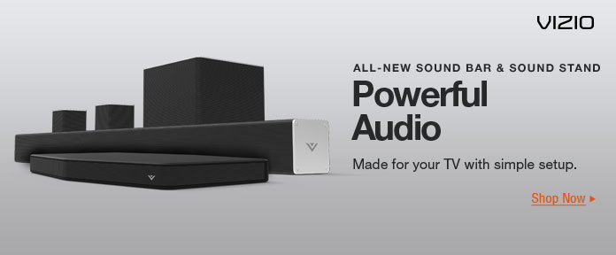 Powerful Audio Shop Now